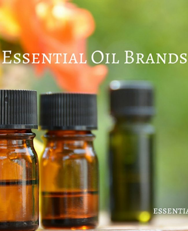Essential Oil Brands