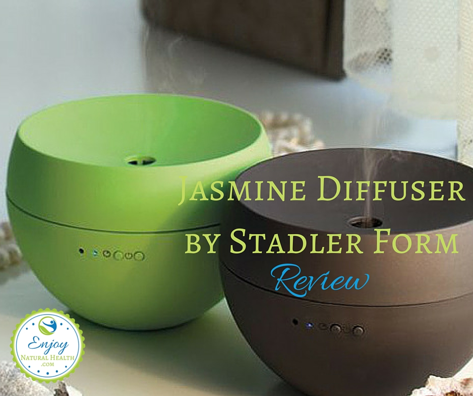 Jasmine Diffuser by Stadler Form Review - see why you need one of these. I LOVE mine!