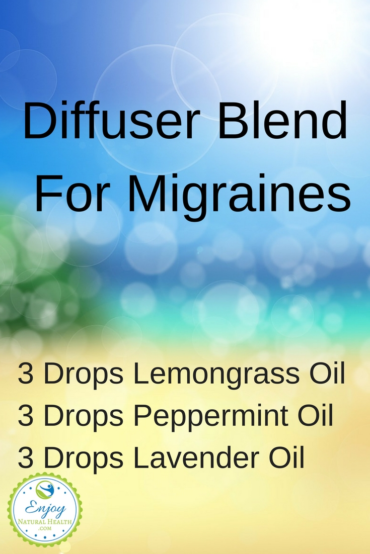 This diffuser blend for migraines with lemongrass works miracles for me. Learn what else lemongrass can do for you!