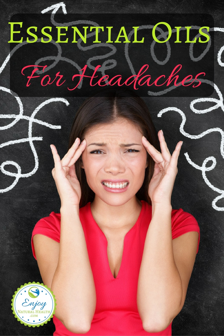 Did you know that depending on your type of headache you need to use different oils? See which essential oils you should use for your type of headache