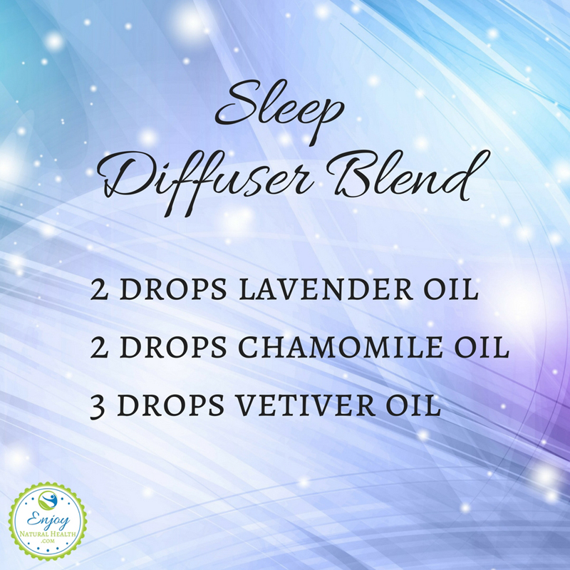 If you suffer with insomnia, or restless mind, this sleep inducing diffuser blend will help your mind quiet down and prepare you for a restful night.