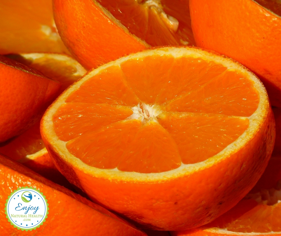 Sweet Orange Essential Oil Benefits