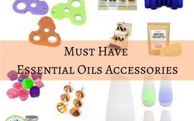 Must have essential oil accessories for all essential oil lovers!