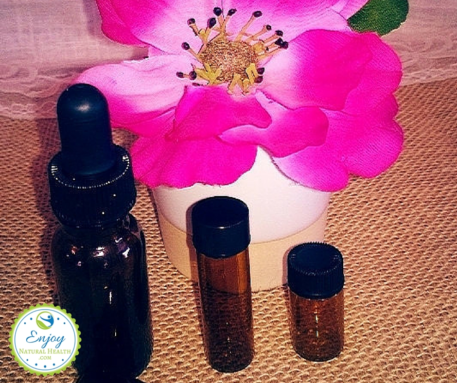 PMS and Menopause Essential Oil Blend