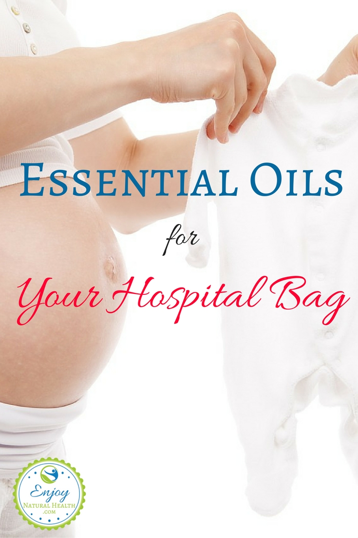 Having a few essential oils in your hospital bag can make a huge difference in your birthing experience. Here are a few oils you should consider.