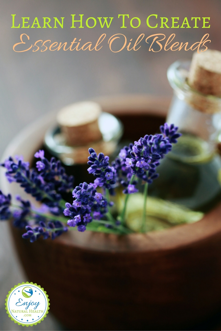 Learn how to create essential oil blends that are working for you and your family.