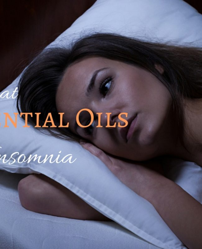 Essential Oils For Insomnia