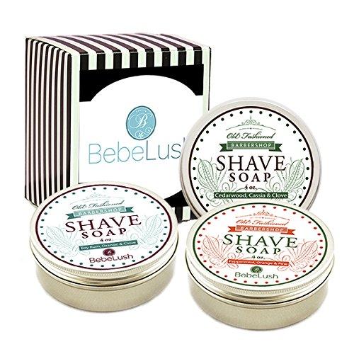 bebelush shave soaps