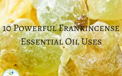 10 Powerful Frankincense Essential Oil Uses