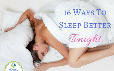 16 Ways To Sleep Better