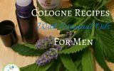 Essential Oil Cologne Recipes For Men