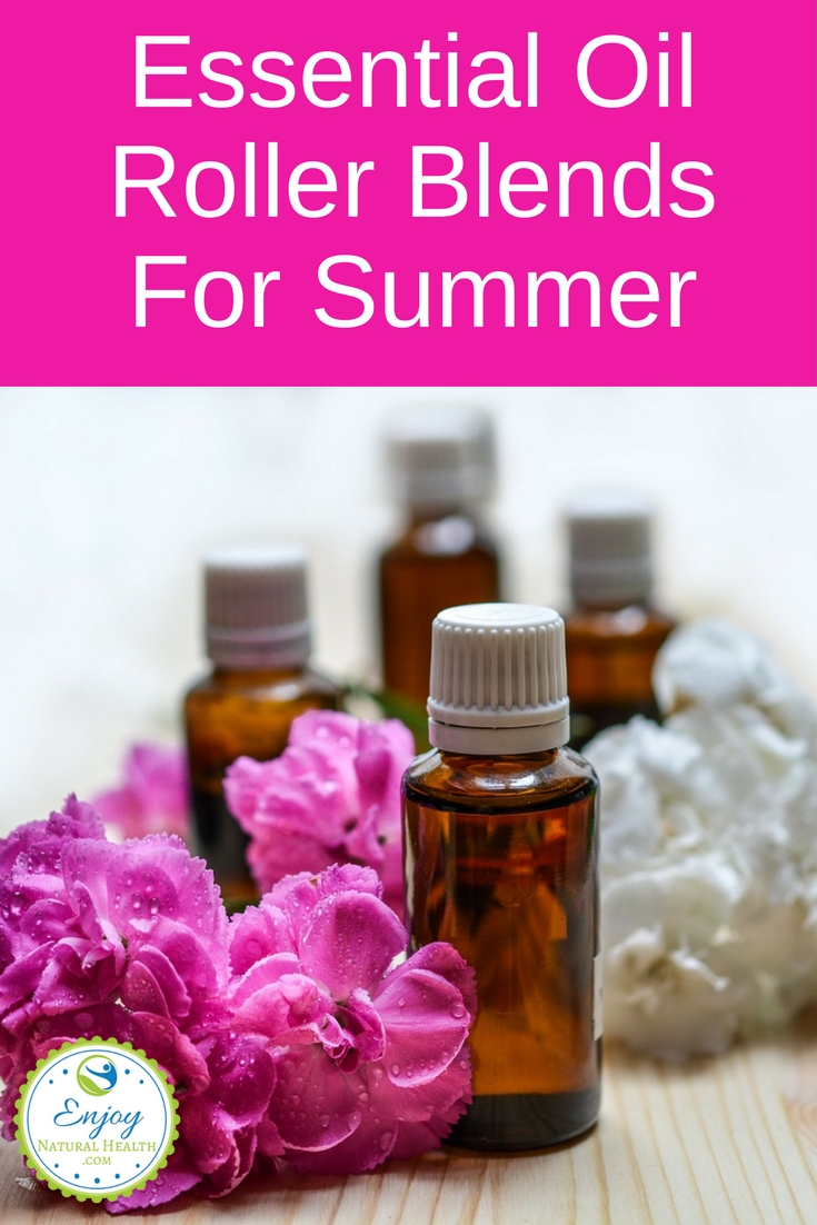 These 10 essential oil roller blends will help you enjoy your summer to the fullest.