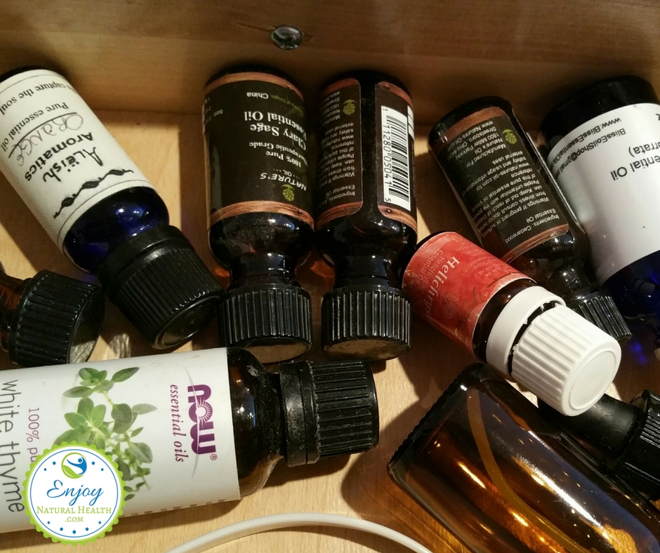 Find the right essential oils storage containers for your essential oils