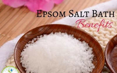 Epsom Salt Bath Benefits