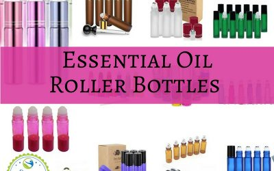 Check out the huge selection of essential oil roller bottles available for your convenience!