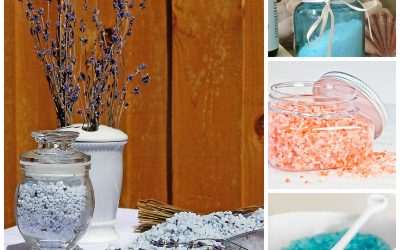 Simple Bath Salt Recipes