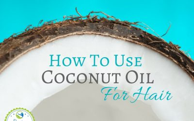 Learn how to use coconut oil for hair