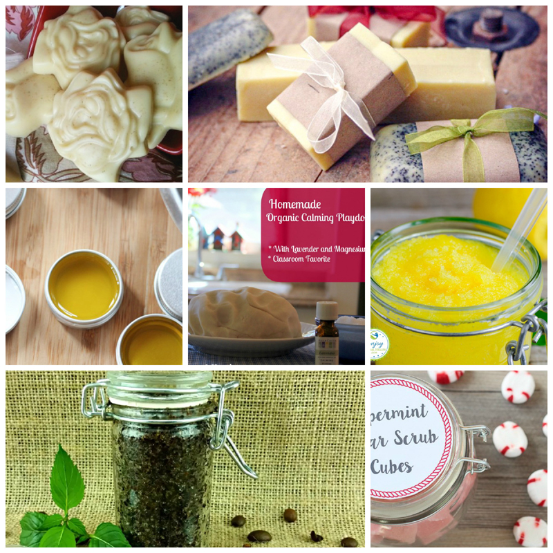 These DIY gifts with essential oils are the perfect way to lavish your family and friends with gifts that will not only show you care, but gifts that will also make them feel special.