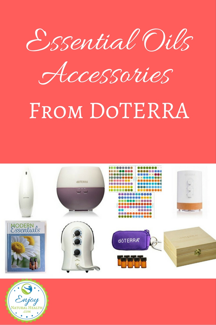No matter if you are a wellness advocate, or just a doTERRA essential oil user, these essential oils accessories from doTERRA are great.