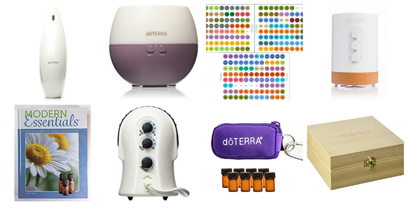 Essential Oils Accessories From Doterra