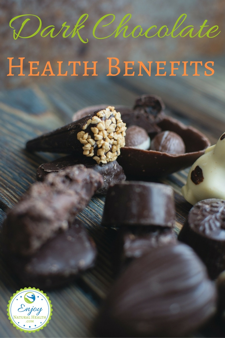 There are some great reasons for you to enjoy dark chocolate. Check them out and then savor your treat!