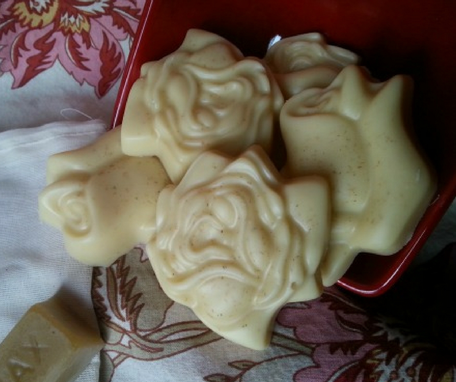 If you suffer with dry hands, heels or elbows you'll love these moisturizing lotion bars!
