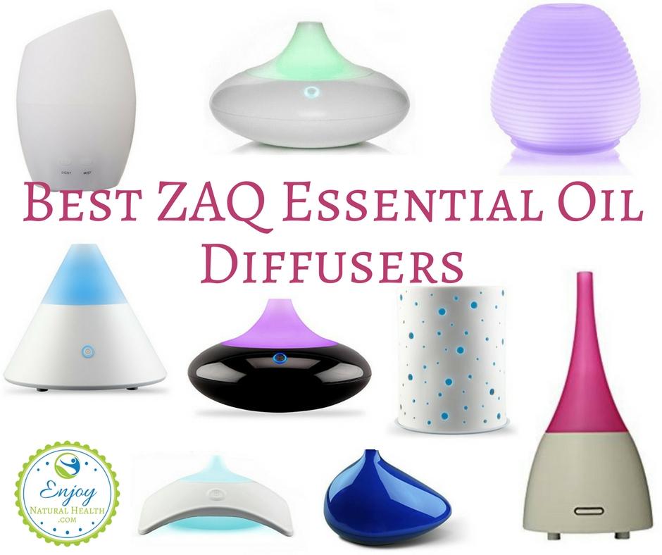 Best ZAQ Essential Oil Diffusers