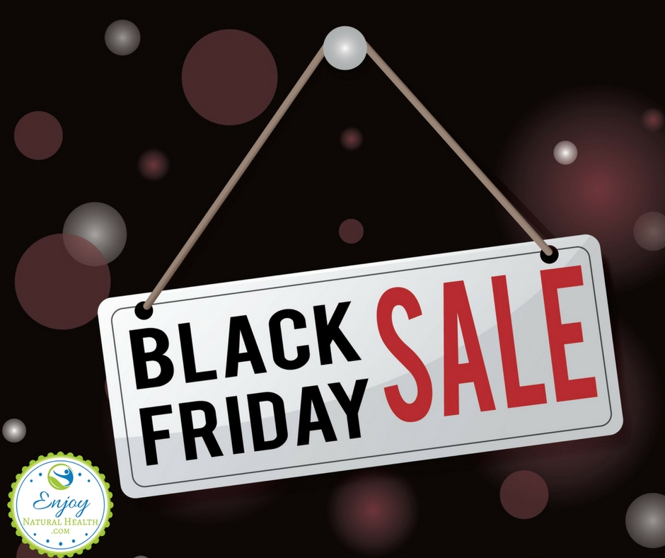 Black Friday Essential Oil Deals