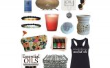 holiday gift guide for essential oil lovers