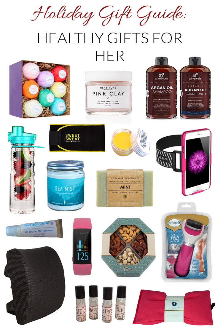 Healthy Gift Ideas For Women