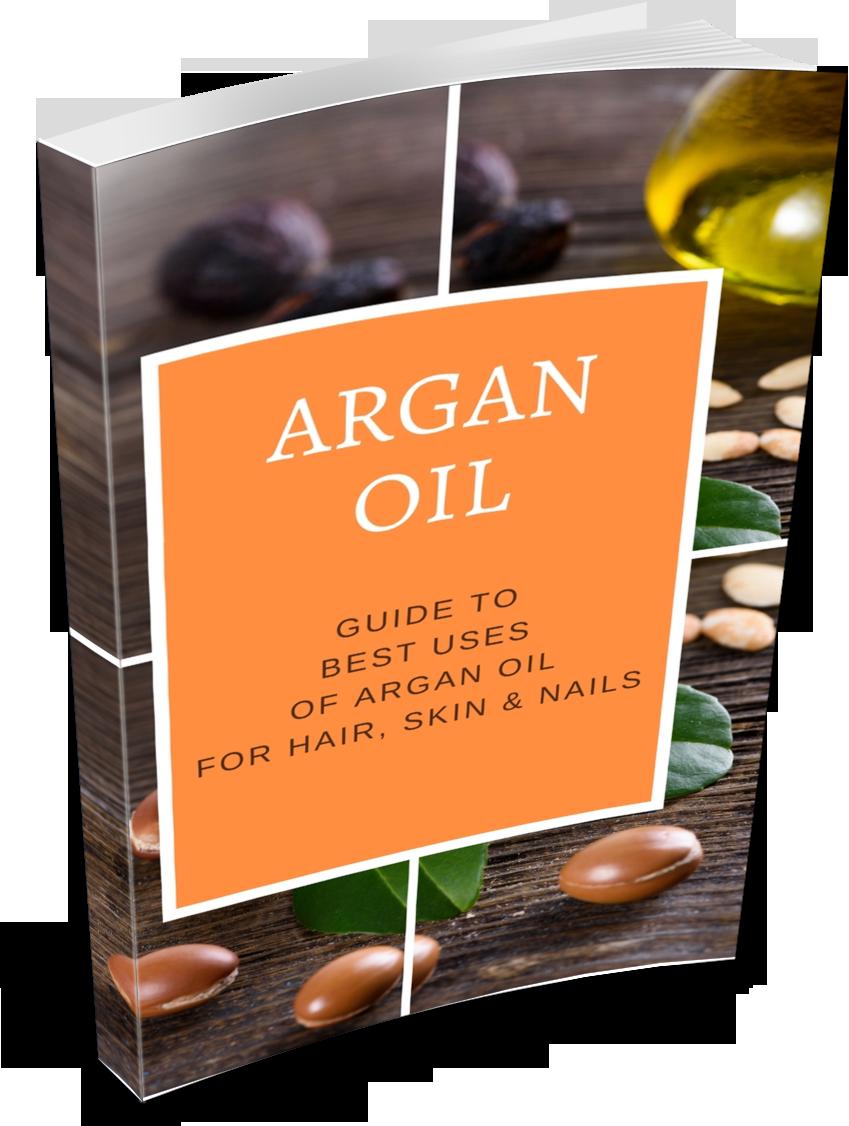 Fantastic Argan Oil Ebook Enjoy Natural Health Hairstyles For Men Maxibearus