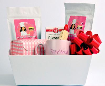 diabetic gift basket
