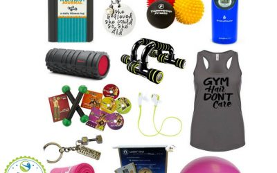 Fun gifts for fitness lovers