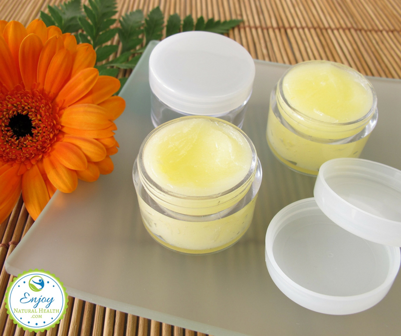 Natural lip balm is a great last minute stocking stuffer for the girls in your life