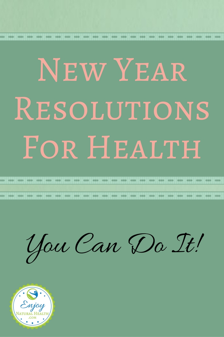New Year health resolutions that are made to keep!