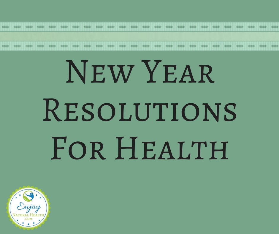 New Year Resolutions For Health - how to push through when you're about to give up!