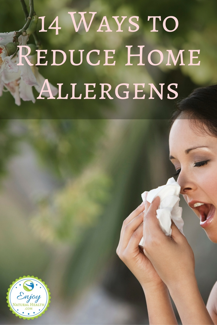 14 ways to reduce home allergens, so you can breathe easier ;)