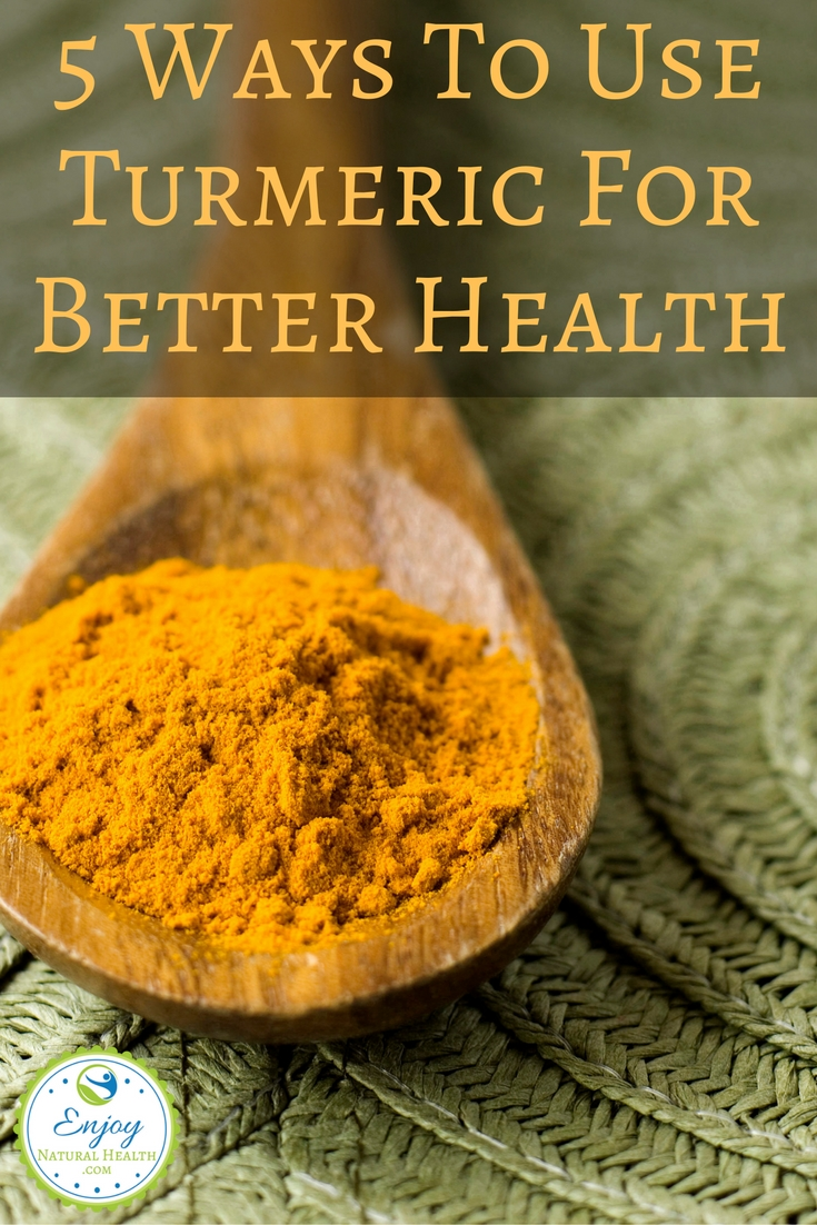 If you suffer from an inflammatory disease, you need to use turmeric for relief. Here are 5 ways to use turmeric for health