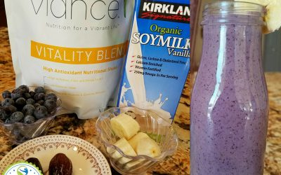 Easy healthy breakfast smoothies for busy people