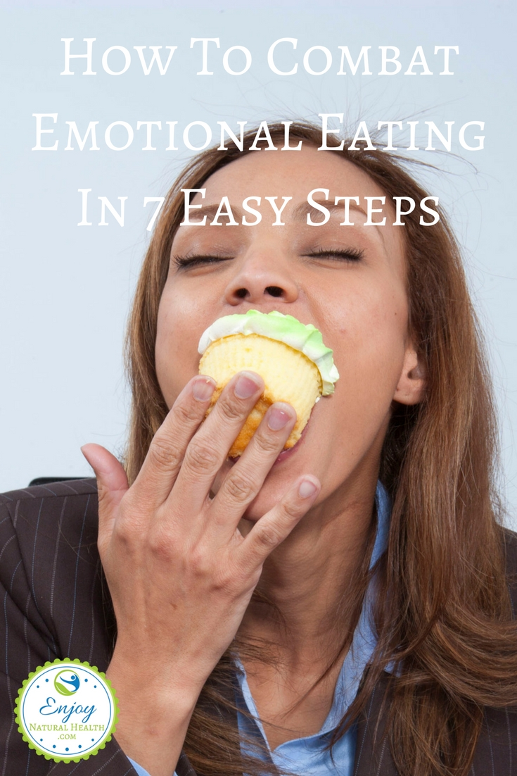 Here's how to contro emotional eating in just 7 easy steps