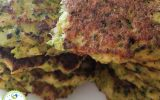 broccoli cauliflower patties