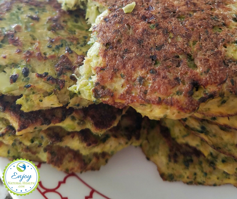 These broccoli cauliflower patties are very easy to make and sooo YUMMY!