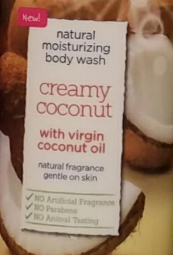 natural fragrance body wash
