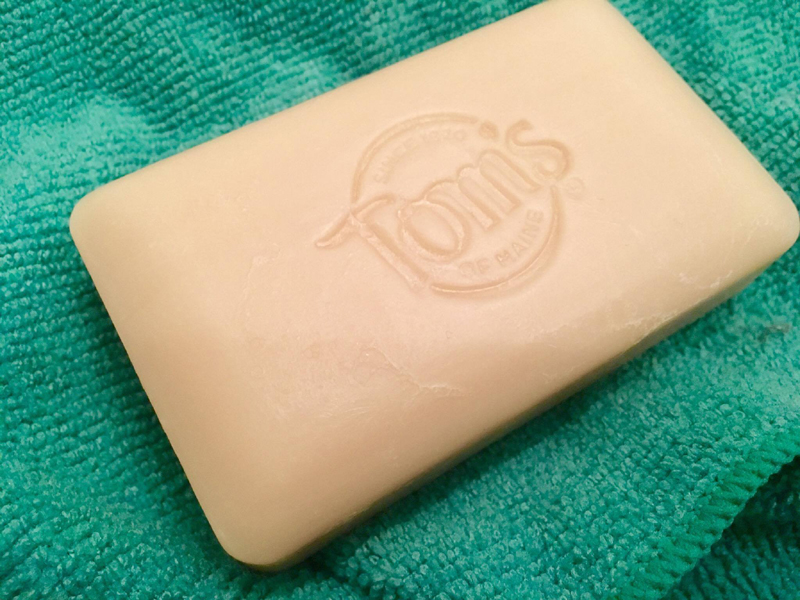 Tom's of Maine soap