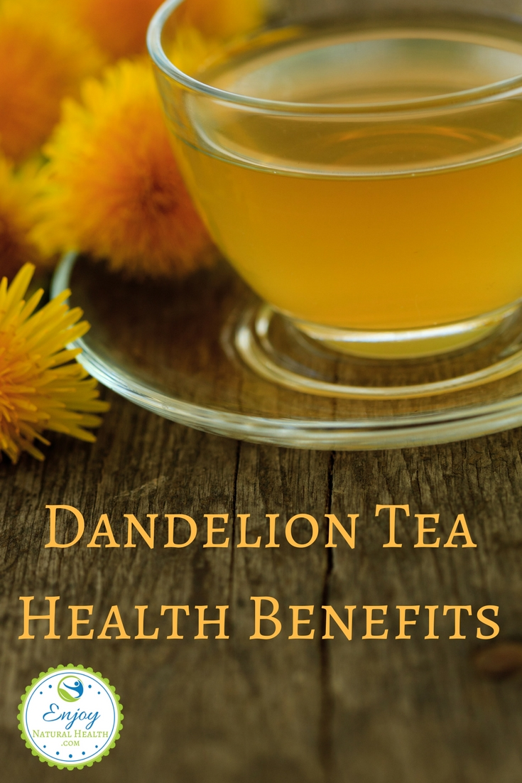 This spring, save up a few dandelions to make some tea. There are a LOT of health benefits from drinking dandelion tea: from detoxing, to better skin, better digestion and even losing weight. Worth a try, don't you think?