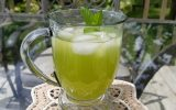 Refreshing mint lemonade recipe