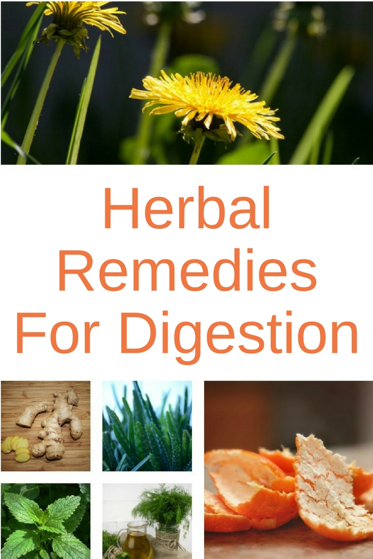 Stomach troubles? Try these herbal remedies for digestion