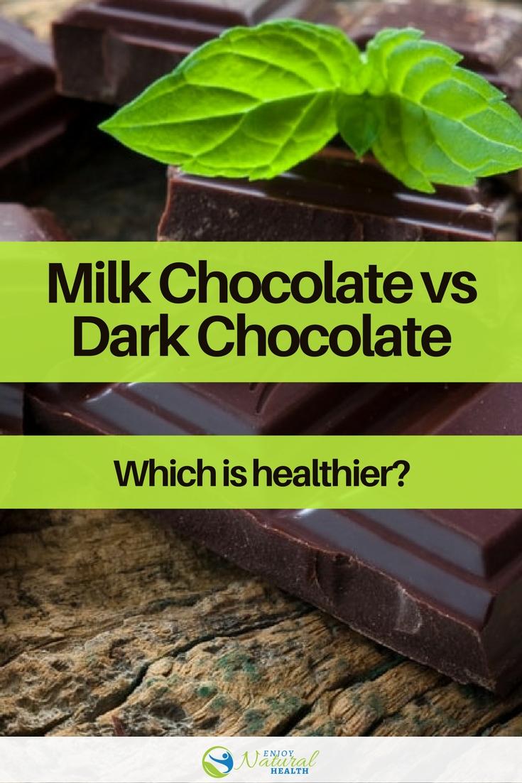 milk chocolate vs dark chocolate essay Which type of chocolate melts the fastest milk, dark, or wh which type of chocolate melts the fastest in the sun milk, dark, or white why do the ingredients.