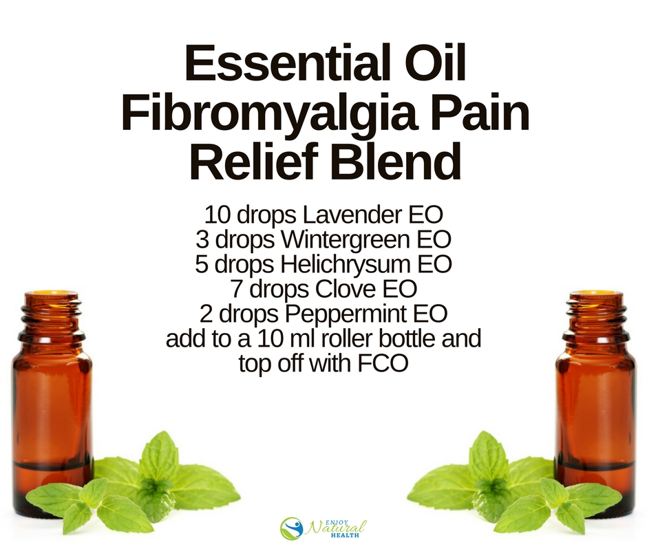11 AMAZING Essential Oil Pain Relief Recipes & Blends